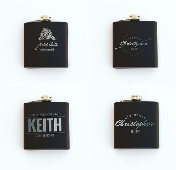 gifts-for-your-bridesmaids-and-groomsmen-alcohol-flasks-loveweddingsng