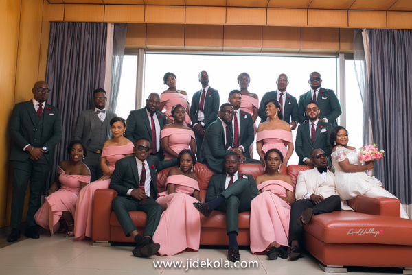 nigerian-couple-and-bridal-party-train-faji2016-jide-kola-loveweddingsng-1