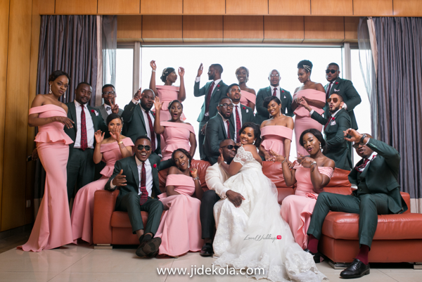 nigerian-couple-and-bridal-party-train-faji2016-jide-kola-loveweddingsng