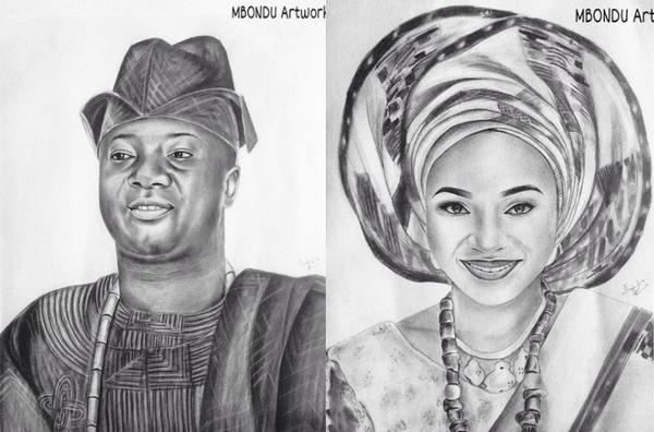 nigerian-wedding-illustrators-mbonu