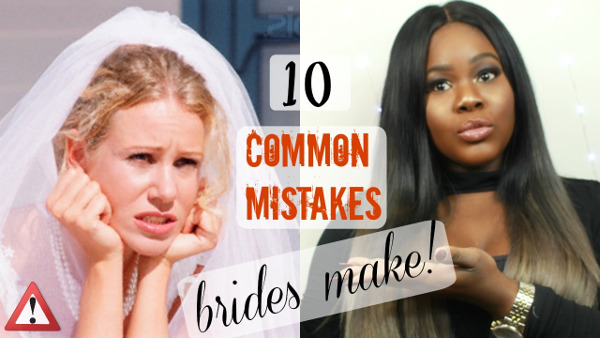 Get Wedding Ready with Wura Manola 10 Common Mistakes Brides Make LoveWeddingsNG