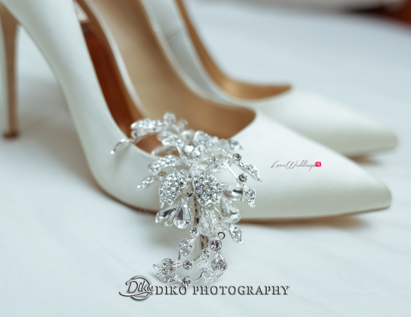 Nigerian Bridal Shoes Amaka and Oba 3003 Events LoveWeddingsNG 1