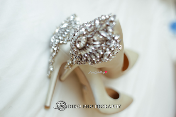 Nigerian Bridal Shoes Amaka and Oba 3003 Events LoveWeddingsNG