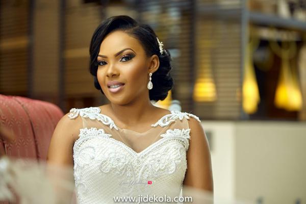 Nigerian Bride - Prince Kasali and Olori Abisoye Jide Kola LoveWeddingsNG 4
