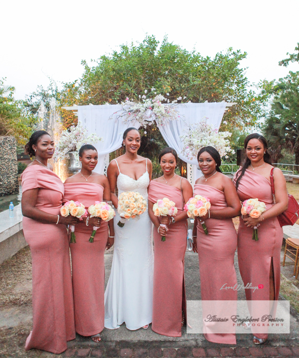 nigerian-bride-and-bridesmaids-estelle-and-elvis-alistair-englebert-preston-photography-loveweddingsng-1