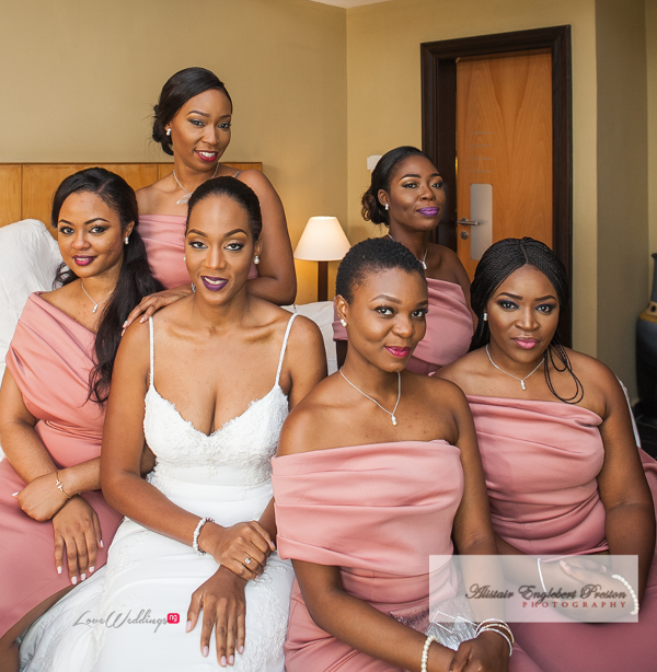 nigerian-bride-and-bridesmaids-estelle-and-elvis-alistair-englebert-preston-photography-loveweddingsng