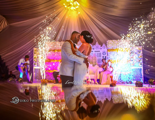 Nigerian Bride and Groom First Dance Amaka and Oba 3003 Events LoveWeddingsNG 3