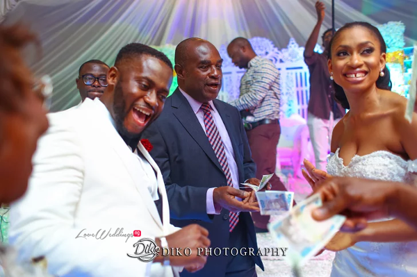Nigerian Couple Dance Amaka and Oba 3003 Events LoveWeddingsNG