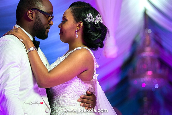 Nigerian Couple First Dance - Prince Kasali and Olori Abisoye Jide Kola LoveWeddingsNG 2