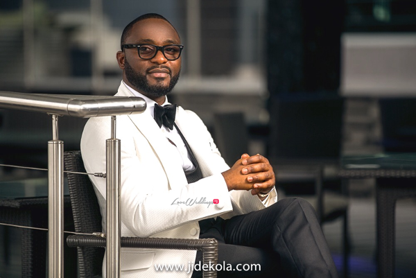 Nigerian Groom - Prince Kasali and Olori Abisoye Jide Kola LoveWeddingsNG 1