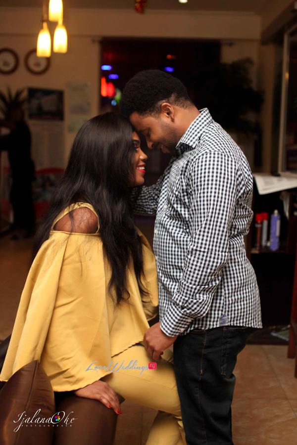 Nigerian PreWedding Shoot Bidemi and Kenny Ijalana Oke LoveWeddingsNG 9