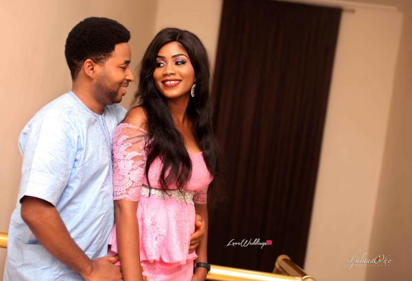 Nigerian PreWedding Shoot Bidemi and Kenny Ijalana Oke LoveWeddingsNG