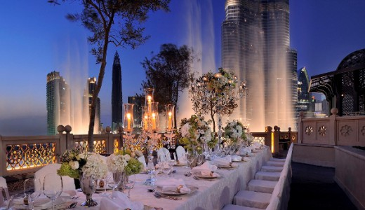 The Wedding Fair by Emaar Hospitality Group - Venue Option - The Palace Downtown Dubai