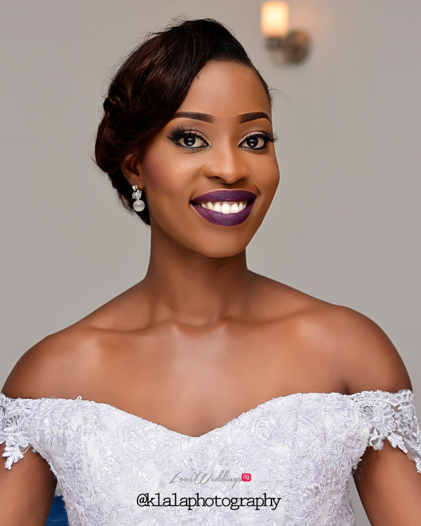 Nigerian Bridal Makeup Dami and Bayo Klala Photography LoveweddingsNG 1