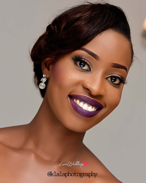 Nigerian Bridal Makeup Dami and Bayo Klala Photography LoveweddingsNG