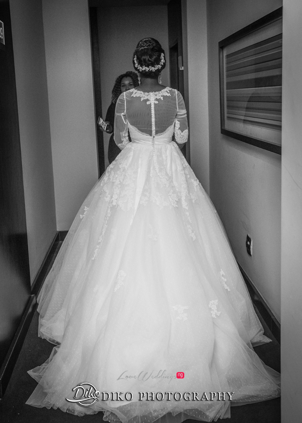 Nigerian Bride Toyosi Ilupeju and Wole Makinwa WED Dream Wedding Details Diko Photography LoveWeddingsNG 2
