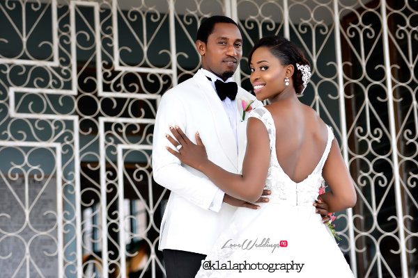 Nigerian Bride and Groom Dami and Bayo Klala Photography LoveweddingsNG 1