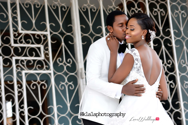 Nigerian Bride and Groom Dami and Bayo Klala Photography LoveweddingsNG