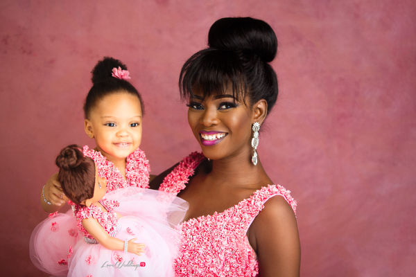 Nigerian Bride in Pink LoveWeddingsNG Eleanor Goodey Photography 8