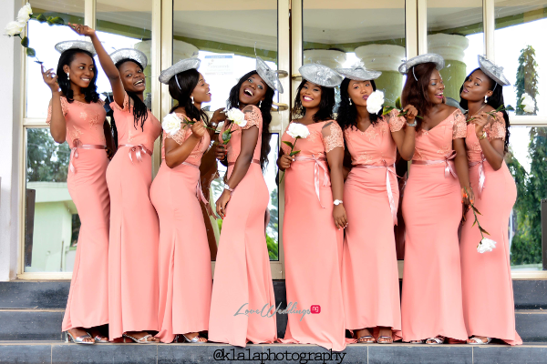 Nigerian Bridesmaids Dami and Bayo Klala Photography LoveweddingsNG 1