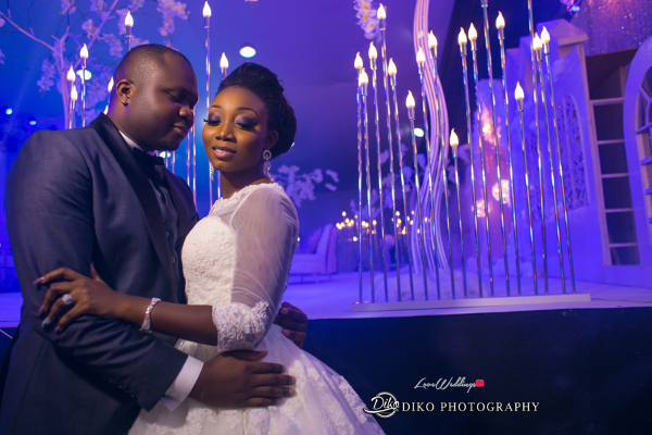 Nigerian Couple Toyosi Ilupeju and Wole Makinwa WED Dream Wedding Details Diko Photography LoveWeddingsNG 2