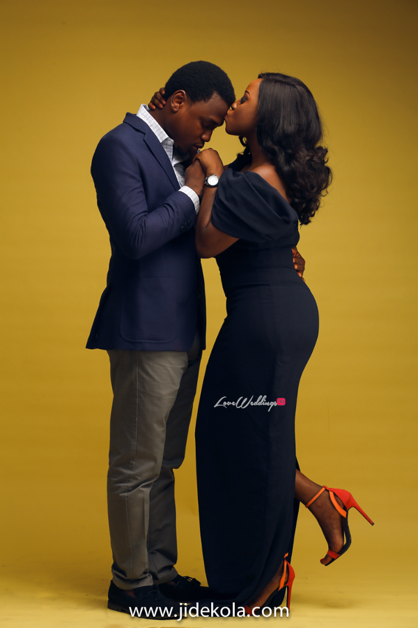 Nigerian PreWedding Shoot Funke and Akinyemi Olayiwola Jide Kola LoveWeddingsNG 1