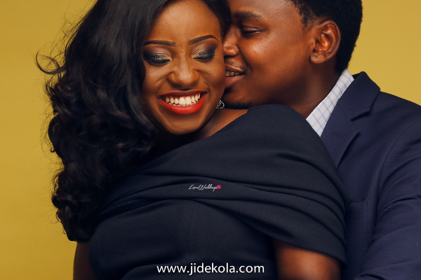 Nigerian PreWedding Shoot Funke and Akinyemi Olayiwola Jide Kola LoveWeddingsNG 2