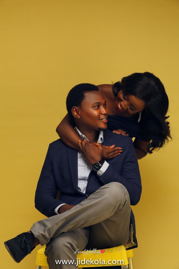 Nigerian PreWedding Shoot Funke and Akinyemi Olayiwola Jide Kola LoveWeddingsNG 4