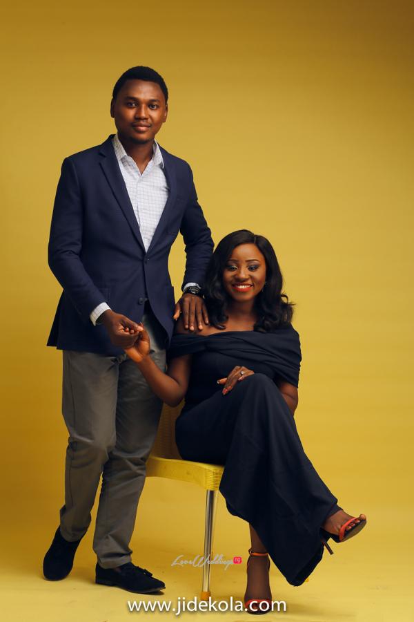 Nigerian PreWedding Shoot Funke and Akinyemi Olayiwola Jide Kola LoveWeddingsNG 6