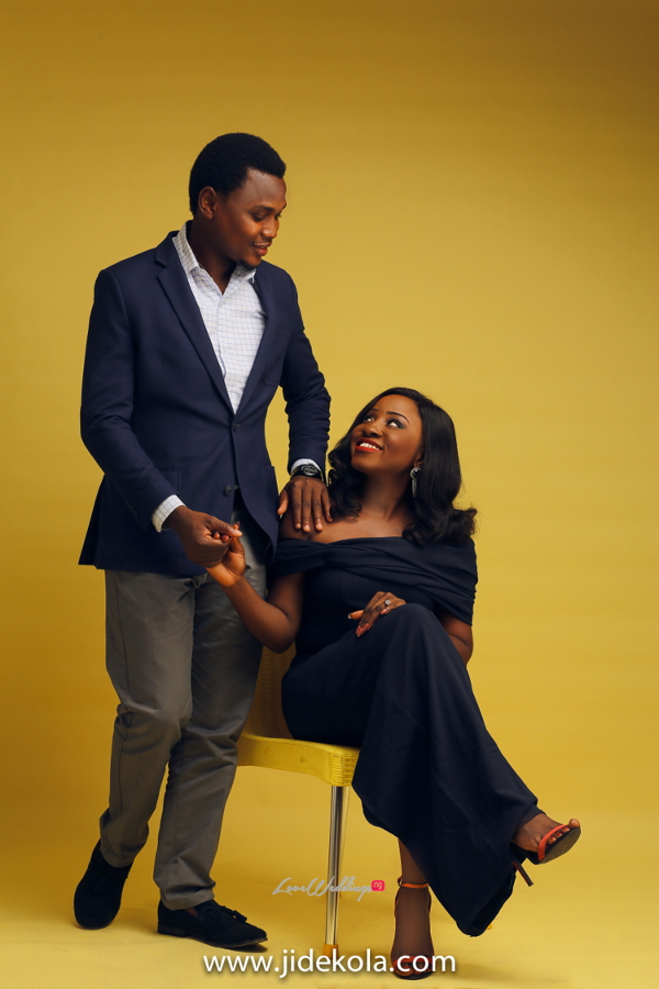 Nigerian PreWedding Shoot Funke and Akinyemi Olayiwola Jide Kola LoveWeddingsNG 7