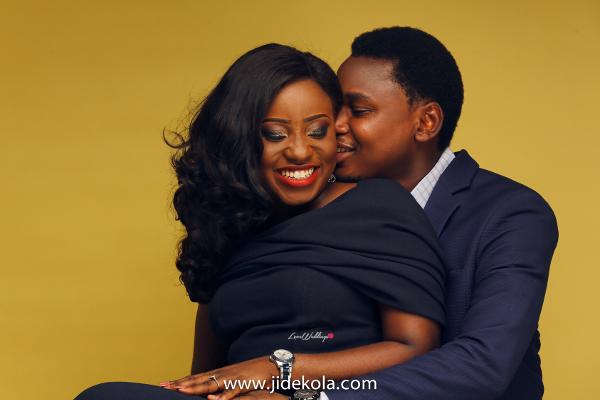 Nigerian PreWedding Shoot Funke and Akinyemi Olayiwola Jide Kola LoveWeddingsNG 8
