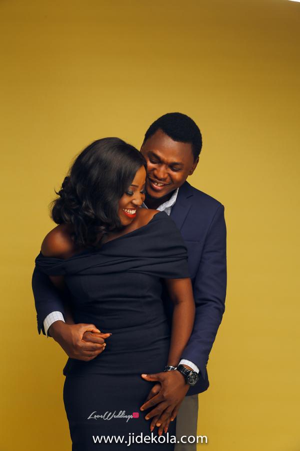 Nigerian PreWedding Shoot Funke and Akinyemi Olayiwola Jide Kola LoveWeddingsNG 9
