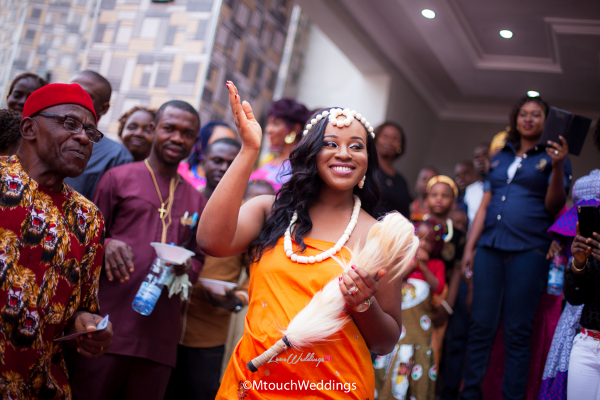 Nigerian Traditional Igbo Bride Adaora and Solomon MTouch Weddings LoveWeddingsNG 3