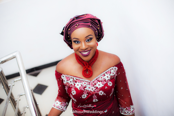 Nigerian Traditional Igbo Bride Adaora and Solomon MTouch Weddings LoveWeddingsNG 4