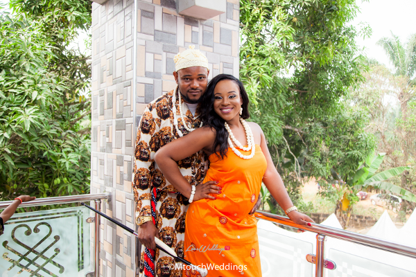 Nigerian Traditional Igbo Couple Adaora and Solomon MTouch Weddings LoveWeddingsNG 1