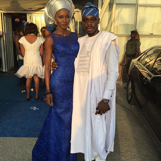 Nigerian Wedding Guest Aso Ebi Style LoveweddingsNG #JATA2016 2