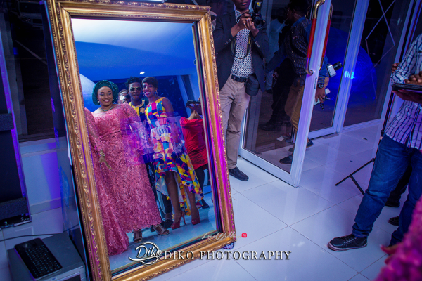 Nigerian Wedding Guest Toyosi Ilupeju and Wole Makinwa WED Dream Wedding Details Diko Photography LoveWeddingsNG 2