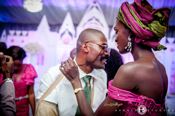 Nigerian Wedding Guests Tosin and Hassan Herald Studeos LoveWeddingsNG dancing 1