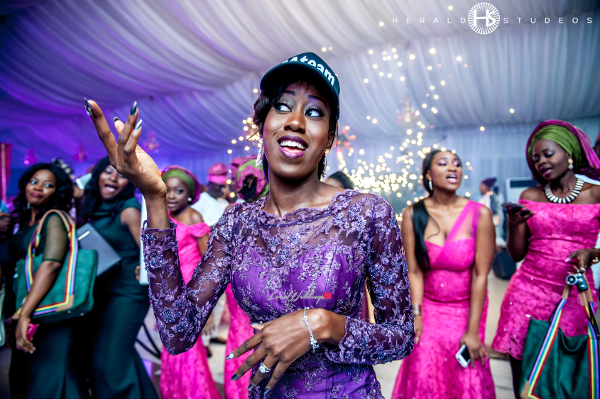 Nigerian bride Shoki Tosin and Hassan Herald Studeos LoveWeddingsNG