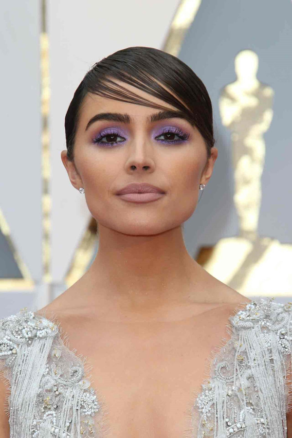 Oscars 2017 - Olivia Culpo Bridal Hair Inspiration LoveWeddingsNG