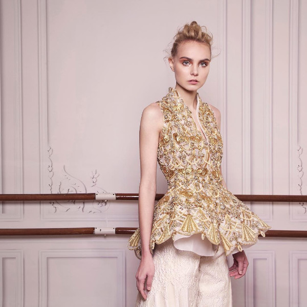Saiid Kobeisy Bridal Couture Spring Summer 17 18 Collection - Athena LoveWeddingsNG 1