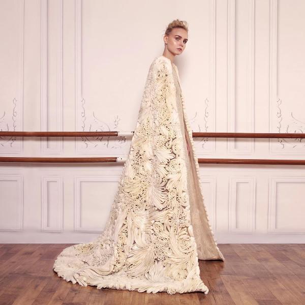 Saiid Kobeisy Bridal Couture Spring Summer 17 18 Collection - Athena LoveWeddingsNG 3