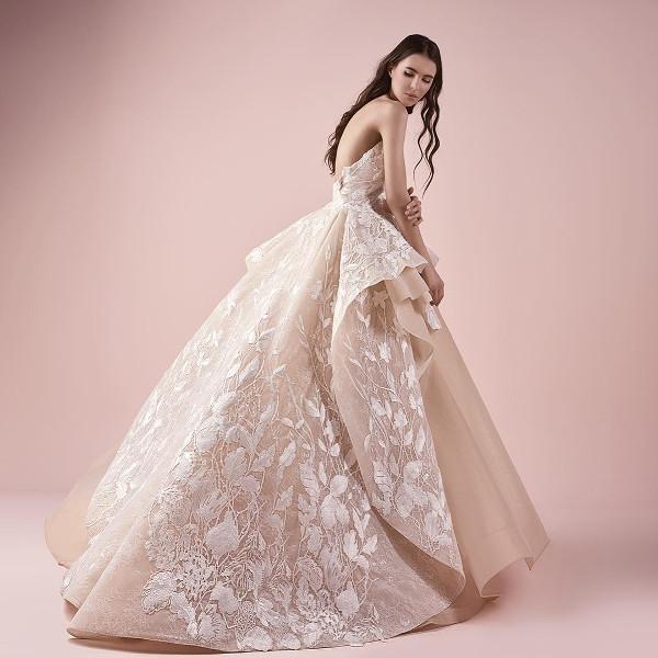 Saiid Kobeisy Bridal Couture Spring Summer 17 18 Collection - Athena LoveWeddingsNG 4