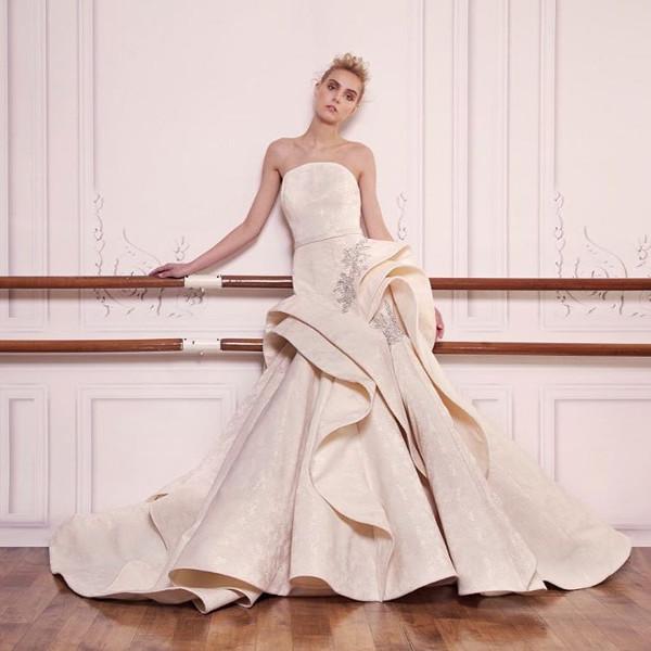 Saiid Kobeisy Bridal Couture Spring Summer 17 18 Collection - Athena LoveWeddingsNG 5