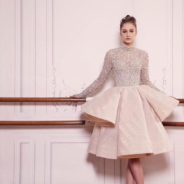 Saiid Kobeisy Bridal Couture Spring Summer 17 18 Collection - Athena LoveWeddingsNG