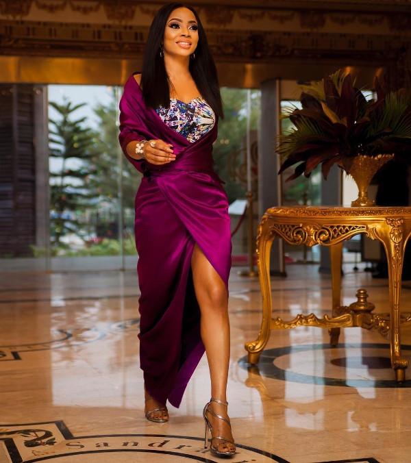 Toke Makinwa Nigerian Wedding Guest Style Inspiration LoveWeddingsNG 10