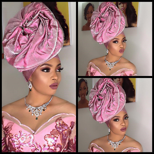 Toke Makinwa Nigerian Wedding Guest Style Inspiration LoveWeddingsNG 3