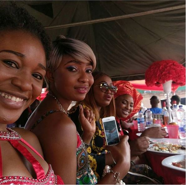 Yvonne Jegede Fawole Traditional Wedding Guest - LoveWeddingsNG 1