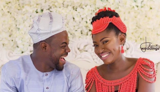 Yvonne Jegede Fawole Traditional Wedding LoveWeddingsNG