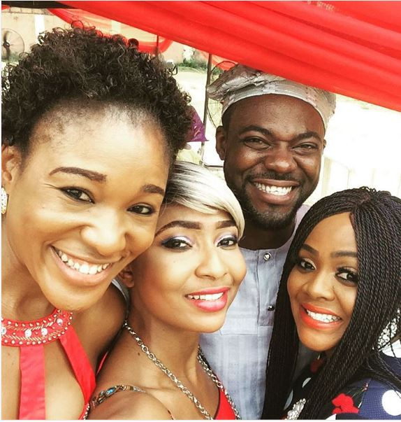 Yvonne Jegede Fawole Traditional Wedding LoveWeddingsNG - Belinda Effah, Helen Paul 1